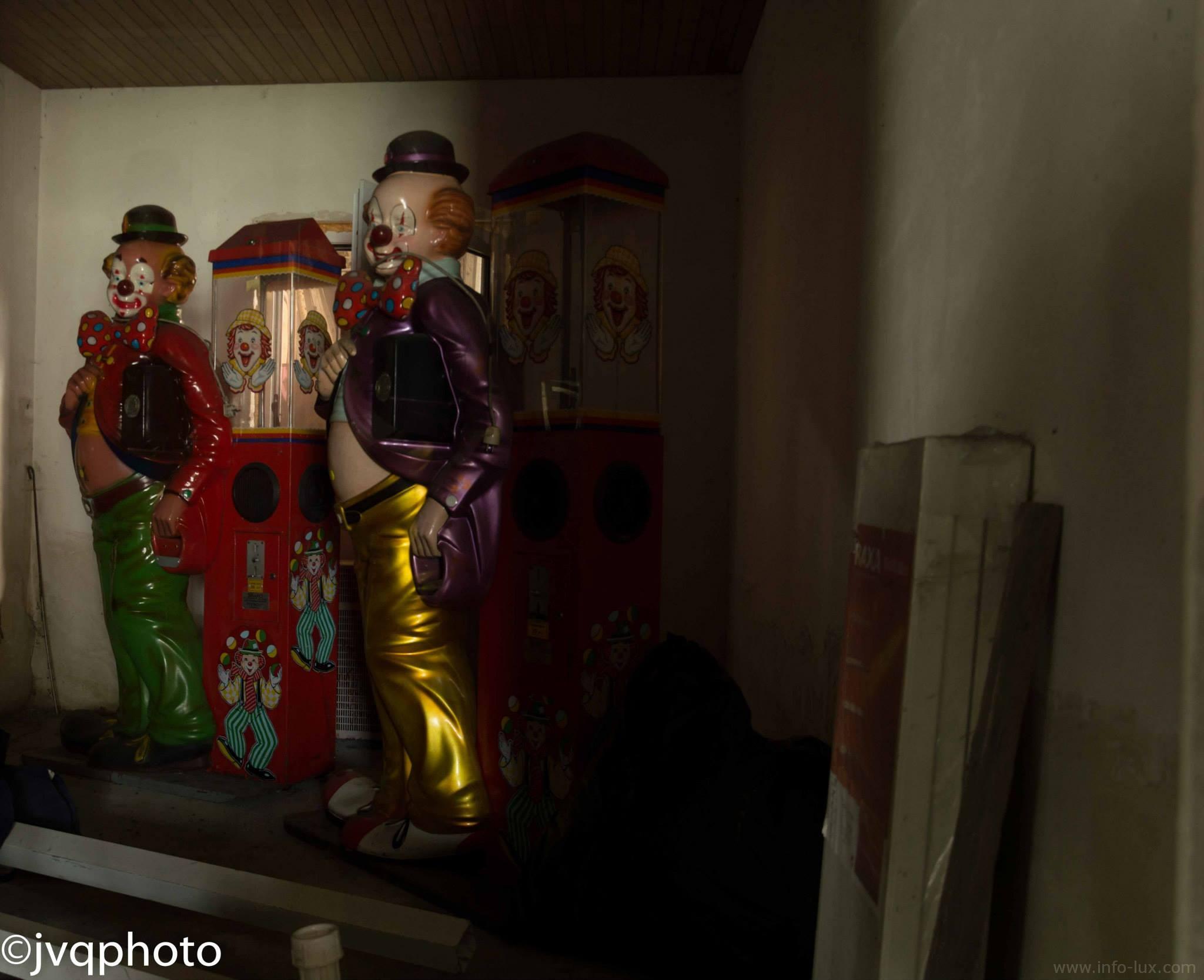 Photo de clown