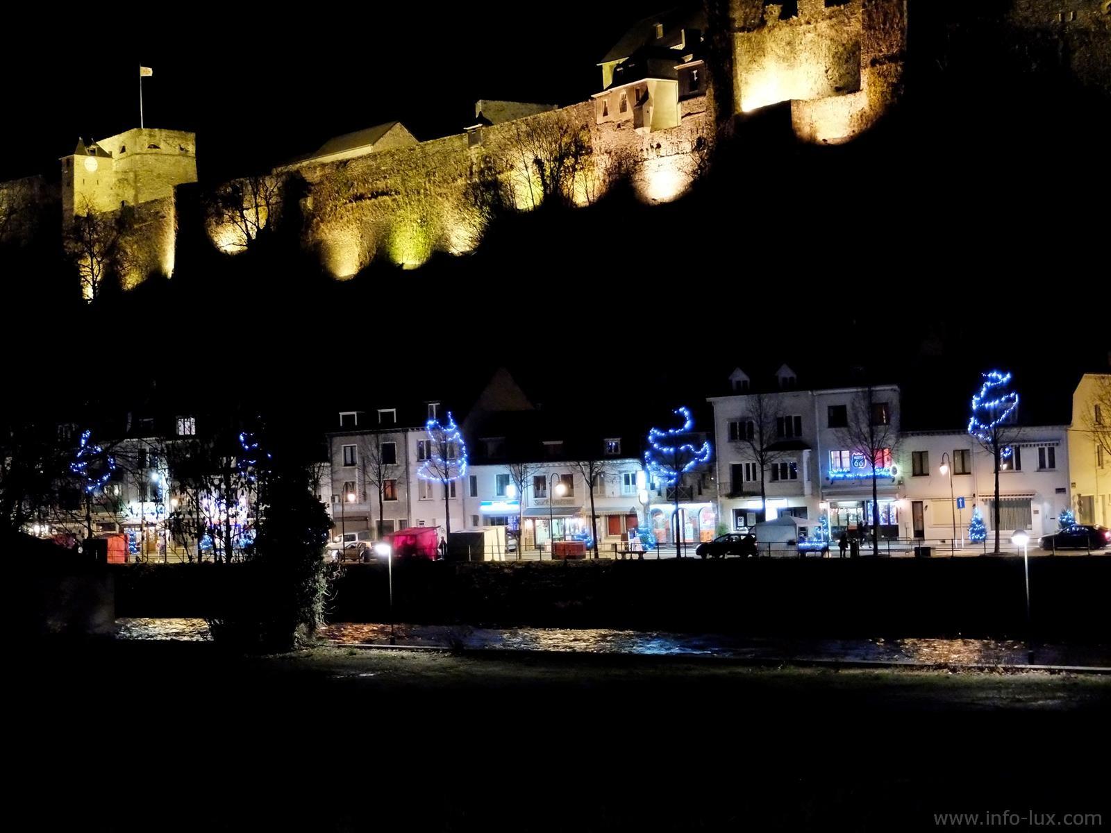 Photos du Marché de Noël de BouillonPhotos du Marché de Noël de Bouillon