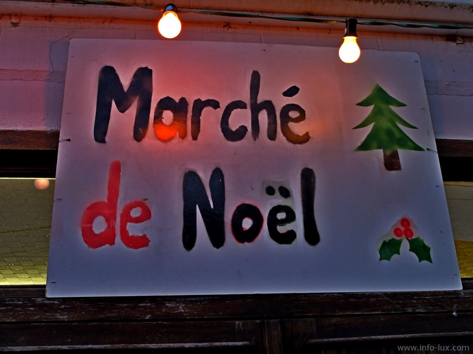 Photos du Marché De Noël de Porcheresse en Ardenne