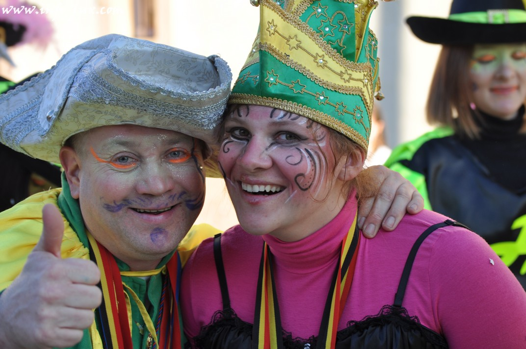 Photos du Carnaval de Martelange 2014