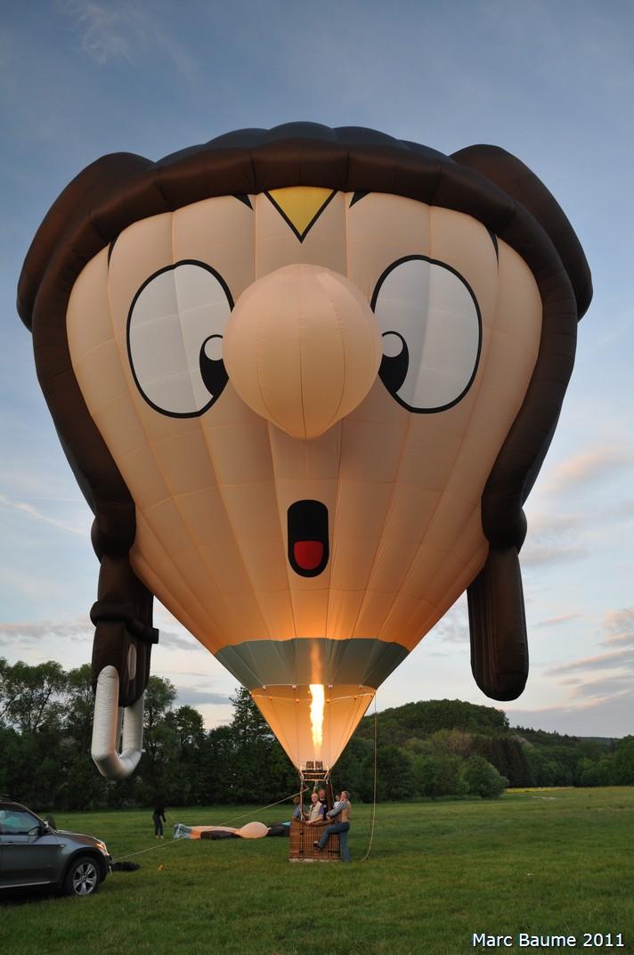 Hotton montgolfières  –  Province de Luxembourg