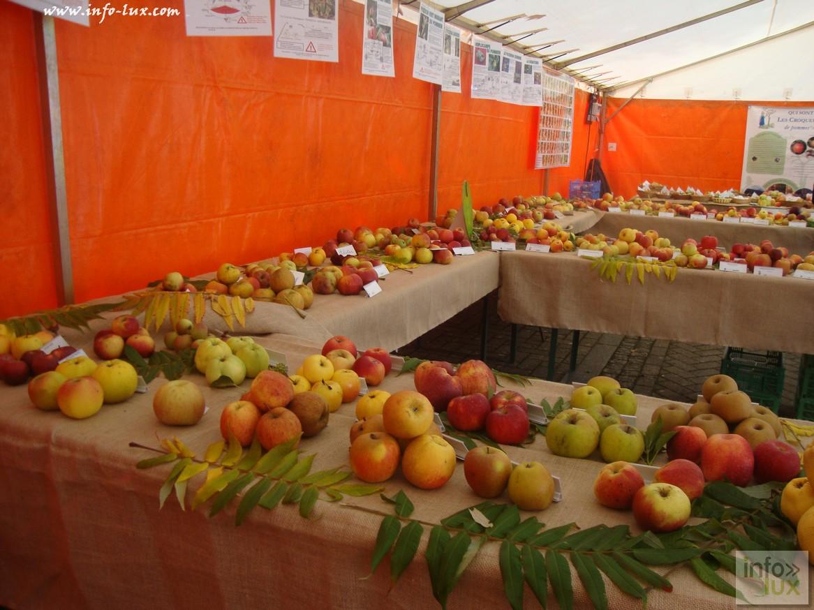 Rachecourt : Foire aux pommes – Photos reportage