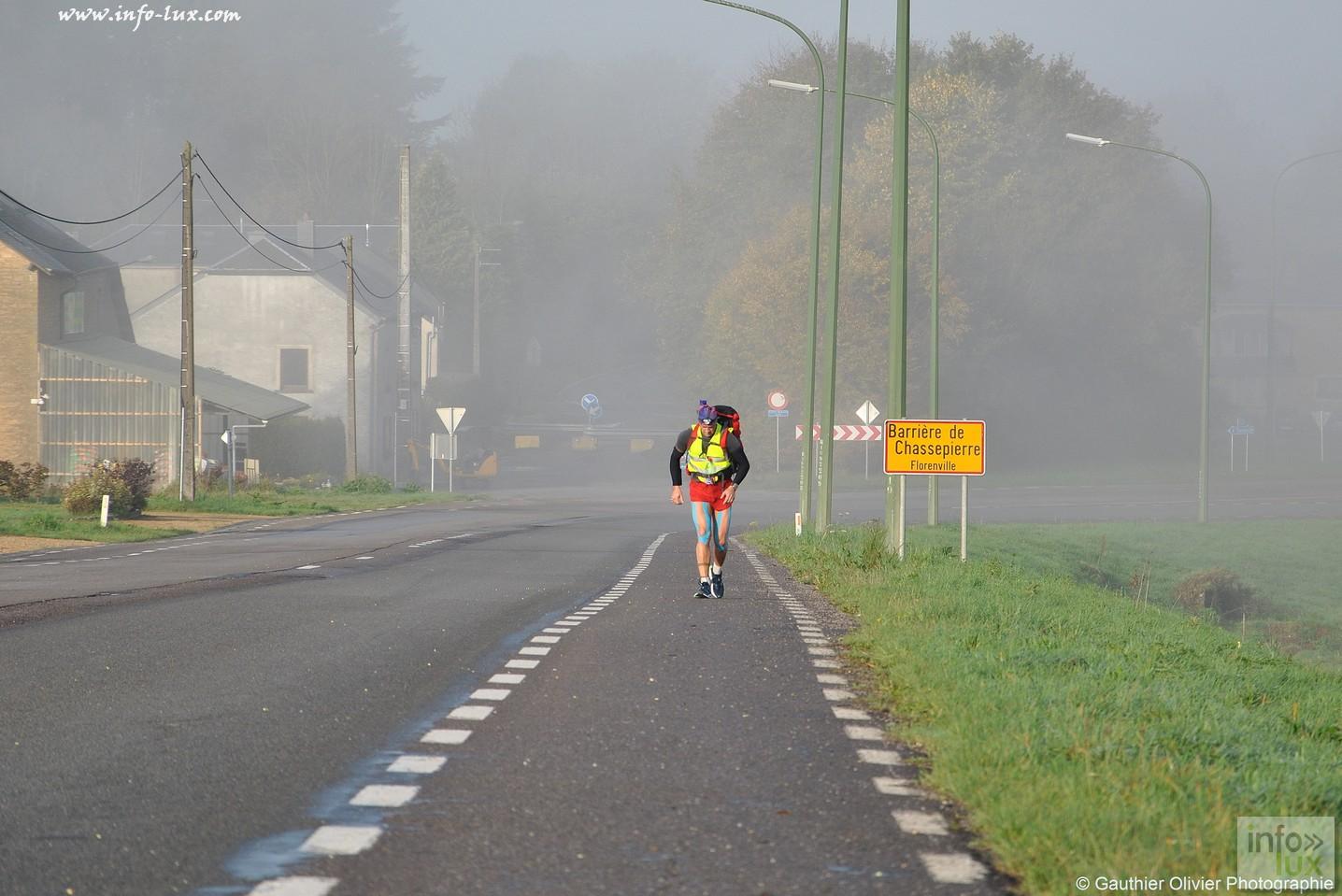 Frank et le Télévie 500 km  à  Bouillon
