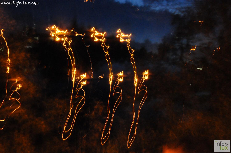 Feux d'artifice de Neufchateau photos reportage