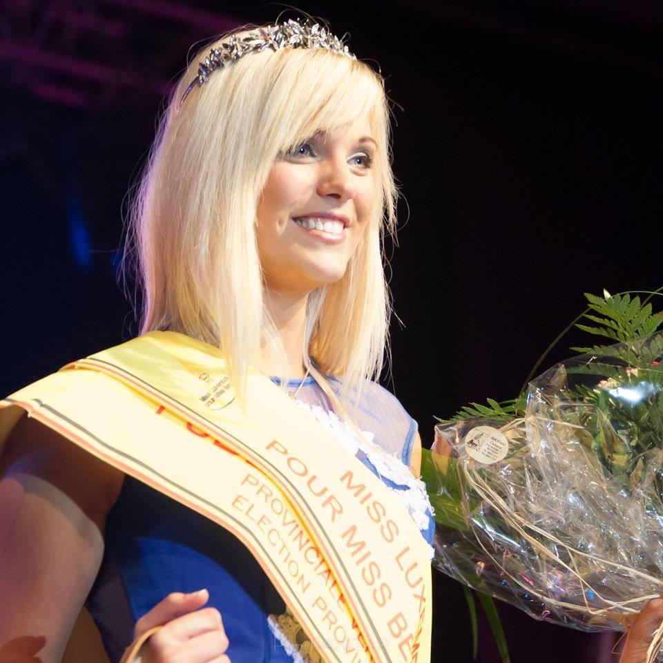 Miss Luxembourg 2015 , se présnte sur info-lux