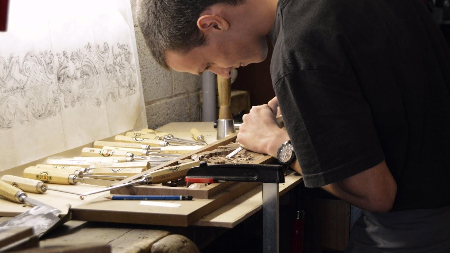 Julien Feller , Sculpteur ornemaniste de Messancy