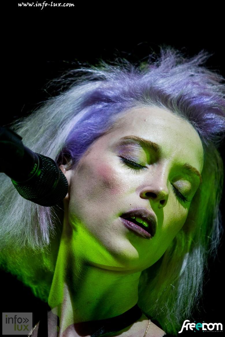 Photos reportage sur Sonic Visions – Concert à Luxembourg ( Rockal )