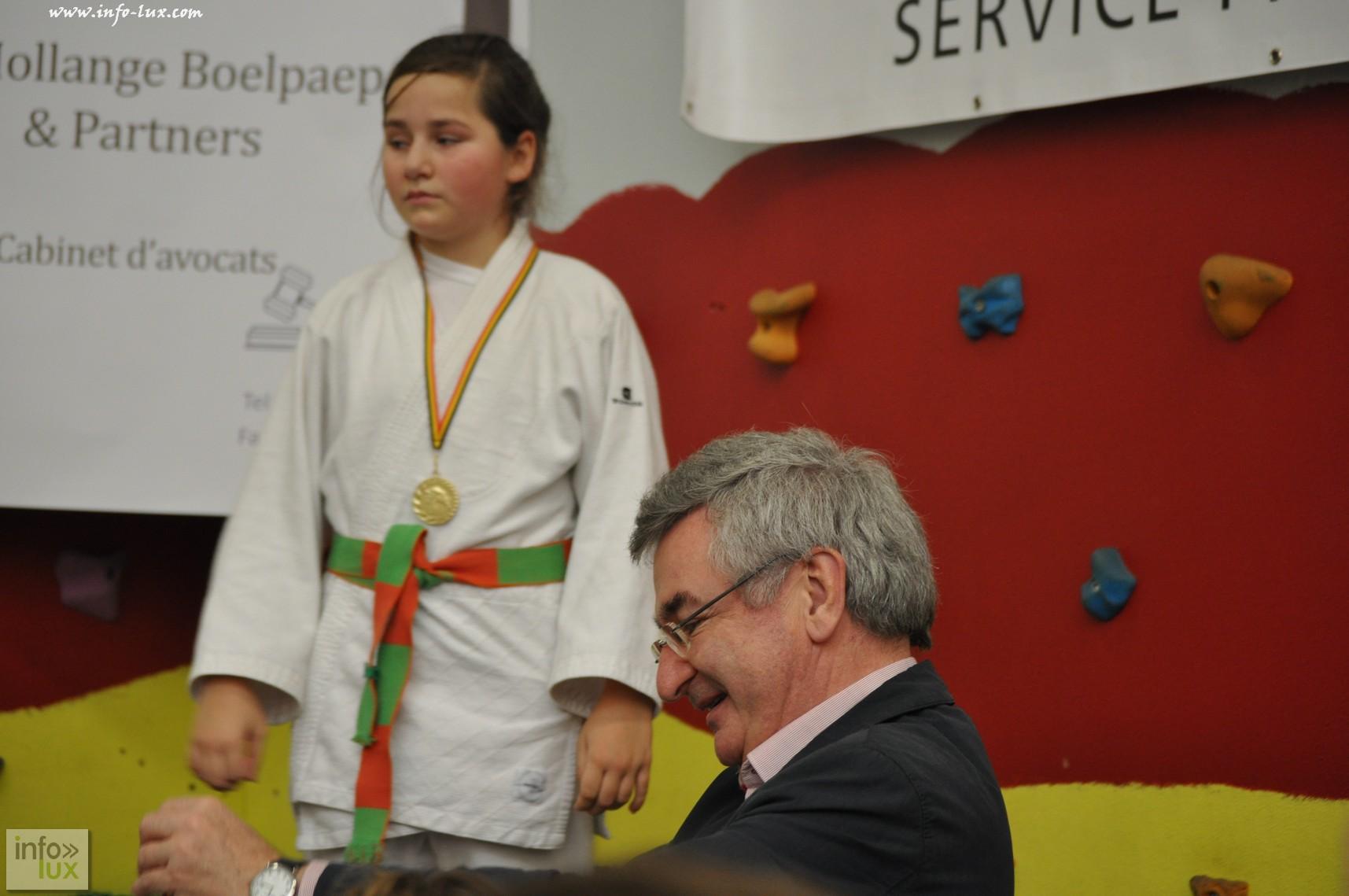 Compétition de judo -François GAUTHIER Cup- au complexe sportif de Hotton -photos reportage