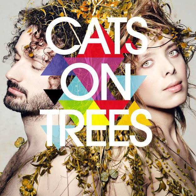 CATS ON TREES à la Rockhal à Esch/Alzette