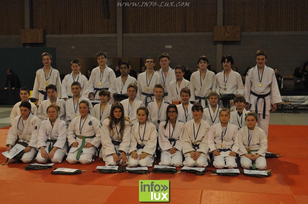 Résultats du championnat provincial de Judo du Luxembourg à Wellin 2016