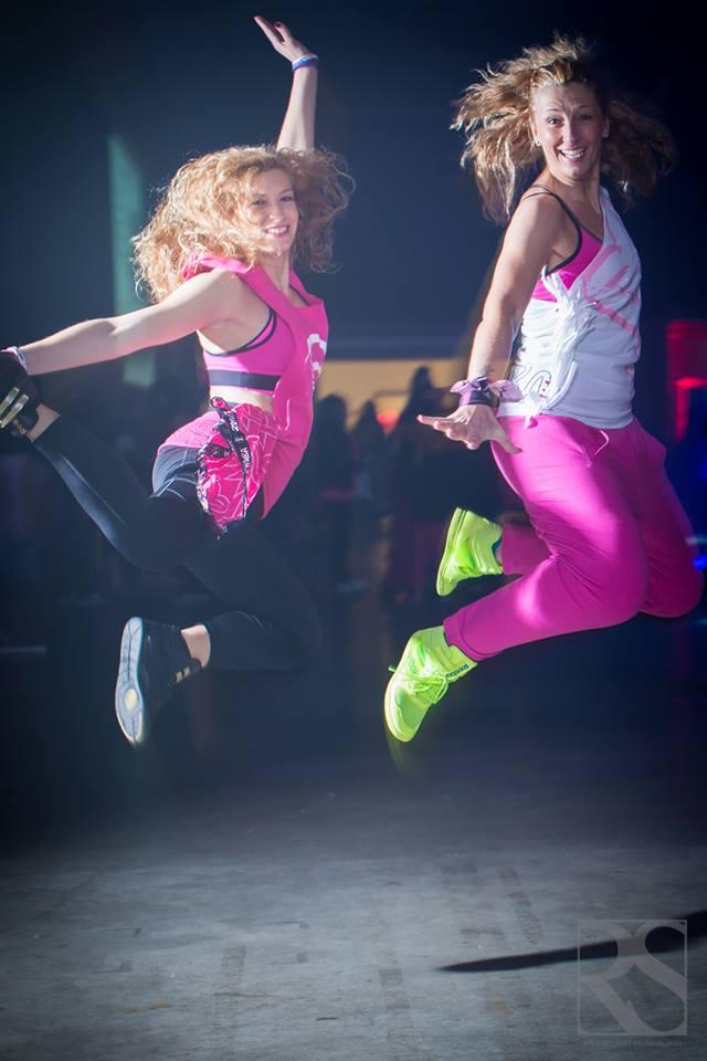 Zumbathon® – Pink Party d'Arlon.