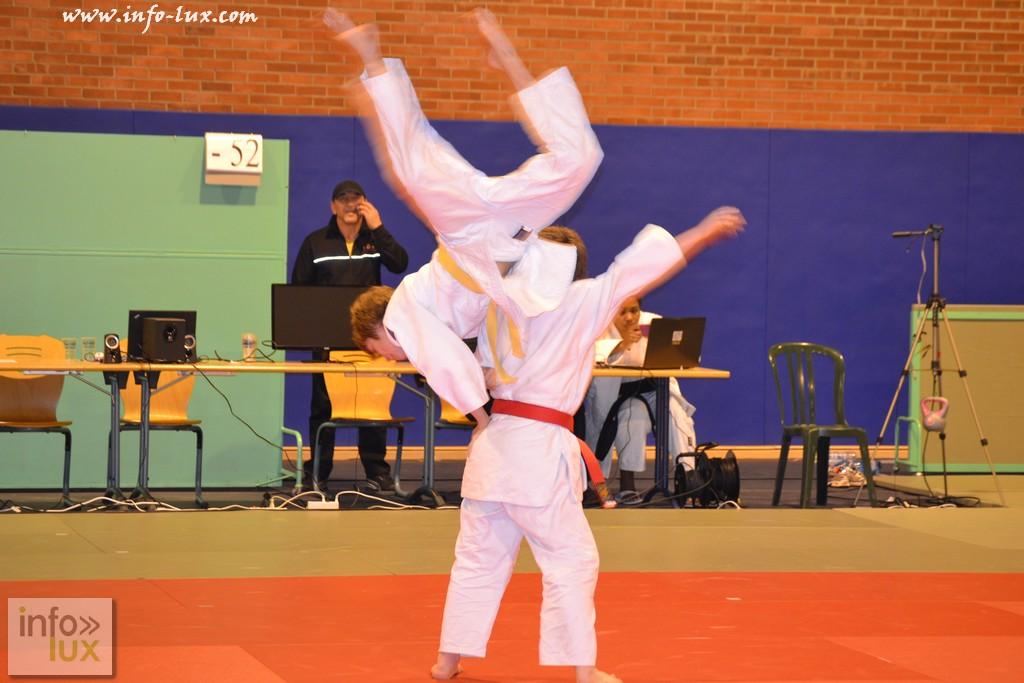 Judo-Show à Arlon