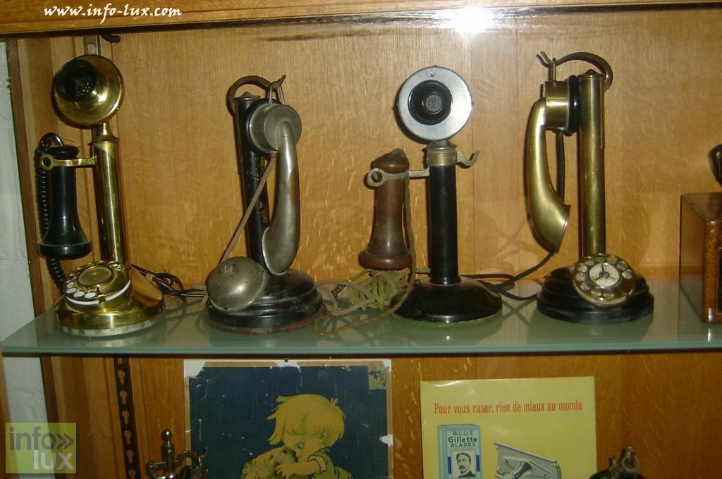Musée du téléphone de Neufchateau (Petitvoir)