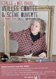 Affiche Sylvie Etalle
