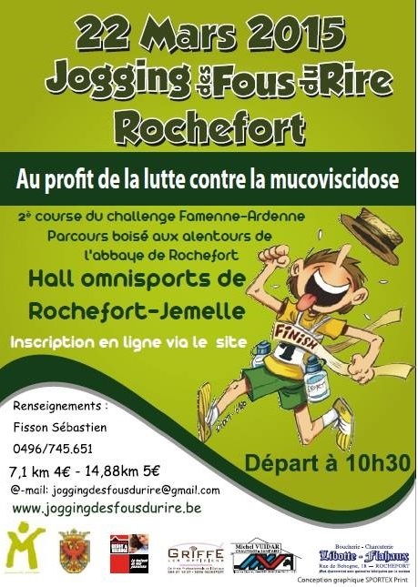 Jogging à Rochefort