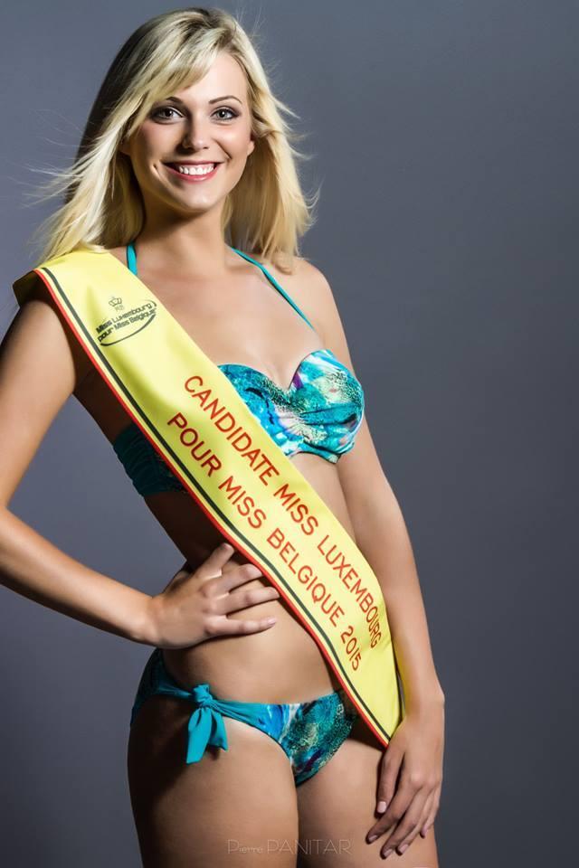 Castings pour Miss Belgique (Luxembourg) 2016