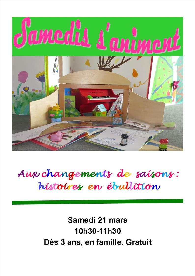 Lectures vivantes  à la Bibliothèque d'Arlon