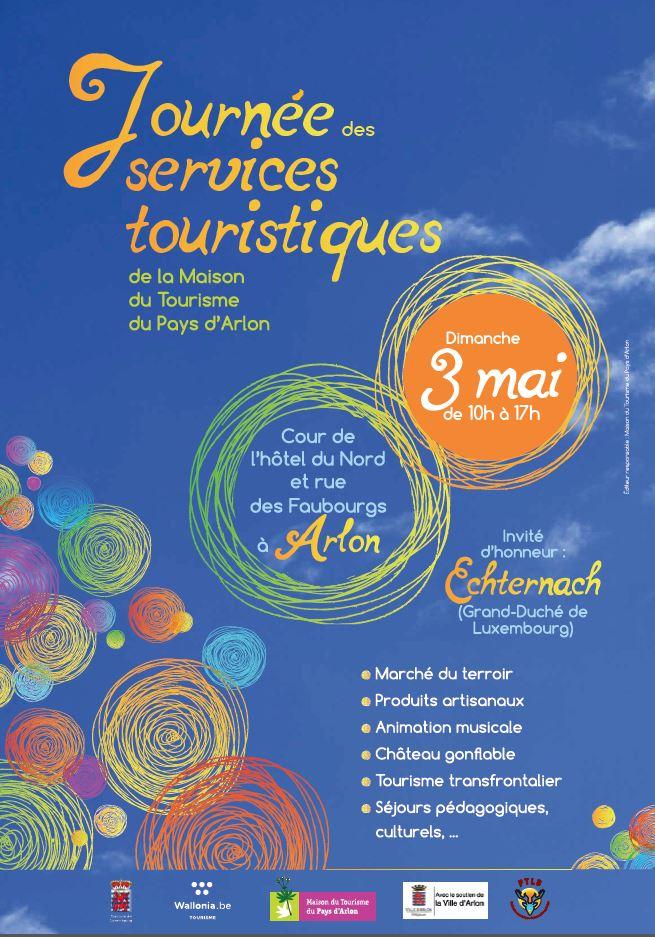 Journée des services touristiques de la Maison du Tourisme du Pays d'Arlon
