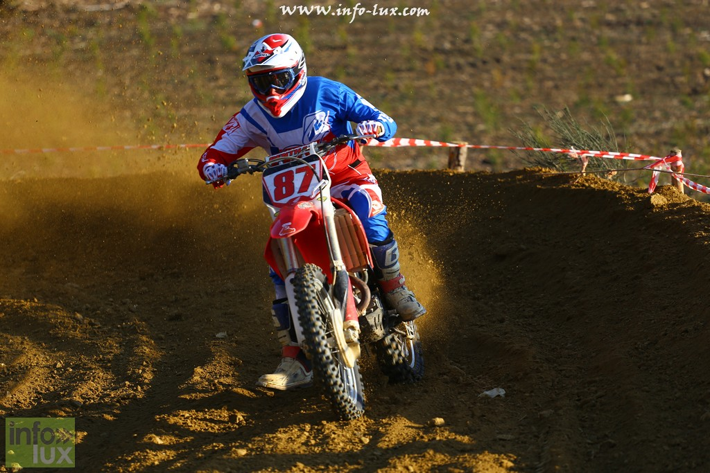 Motocross à Grandvoir
