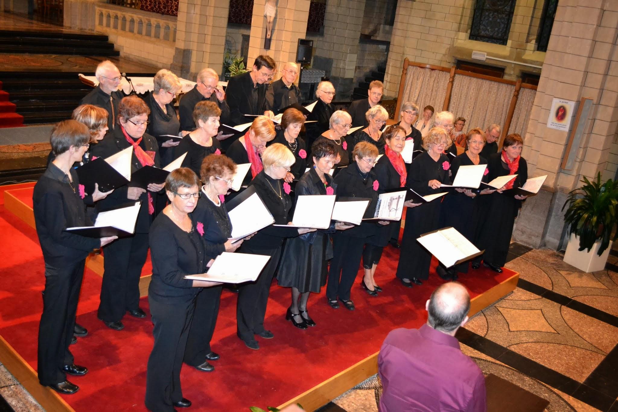 La  Chorale du Beynert à Arlon