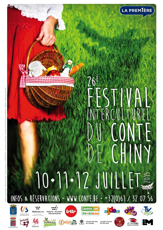 Festival du Conte de Chiny  2015
