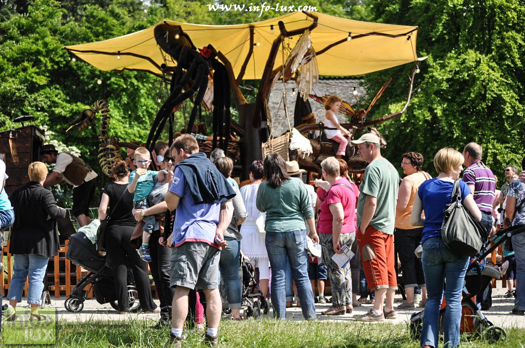 MAI'LI MAI'LO à Saint Hubert 2015 Fourneau Saint Michel