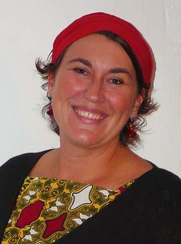 Portrait d'Aurore DAHIN Architecte, peintre et sculpteur à Ebly