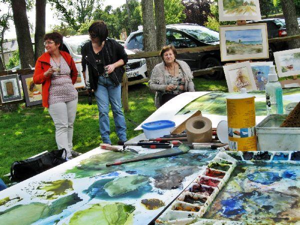 Achouffe, village des artistes - Houffalize