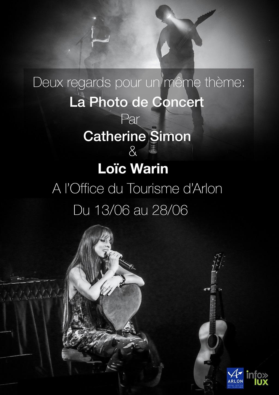 Exposition « La Photo de Concert » à Arlon