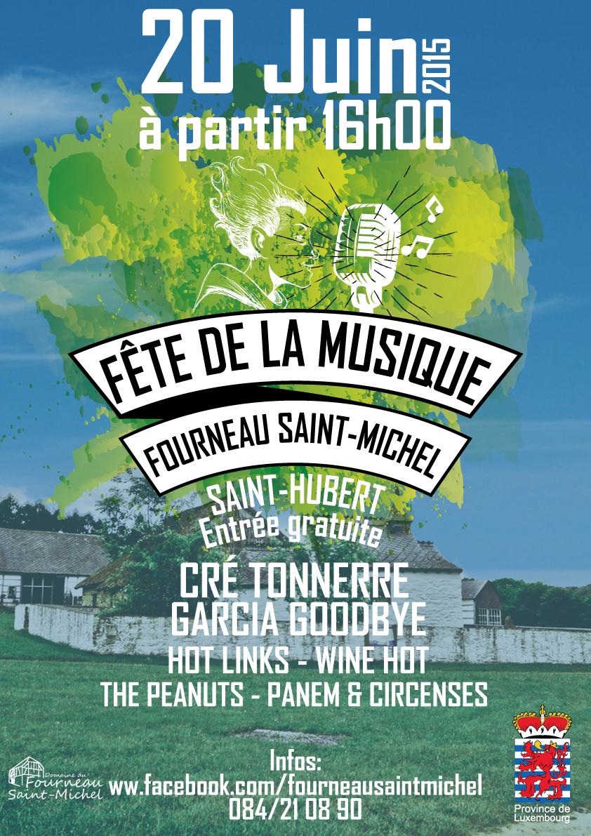 Fete de la Musique Saint Hubert
