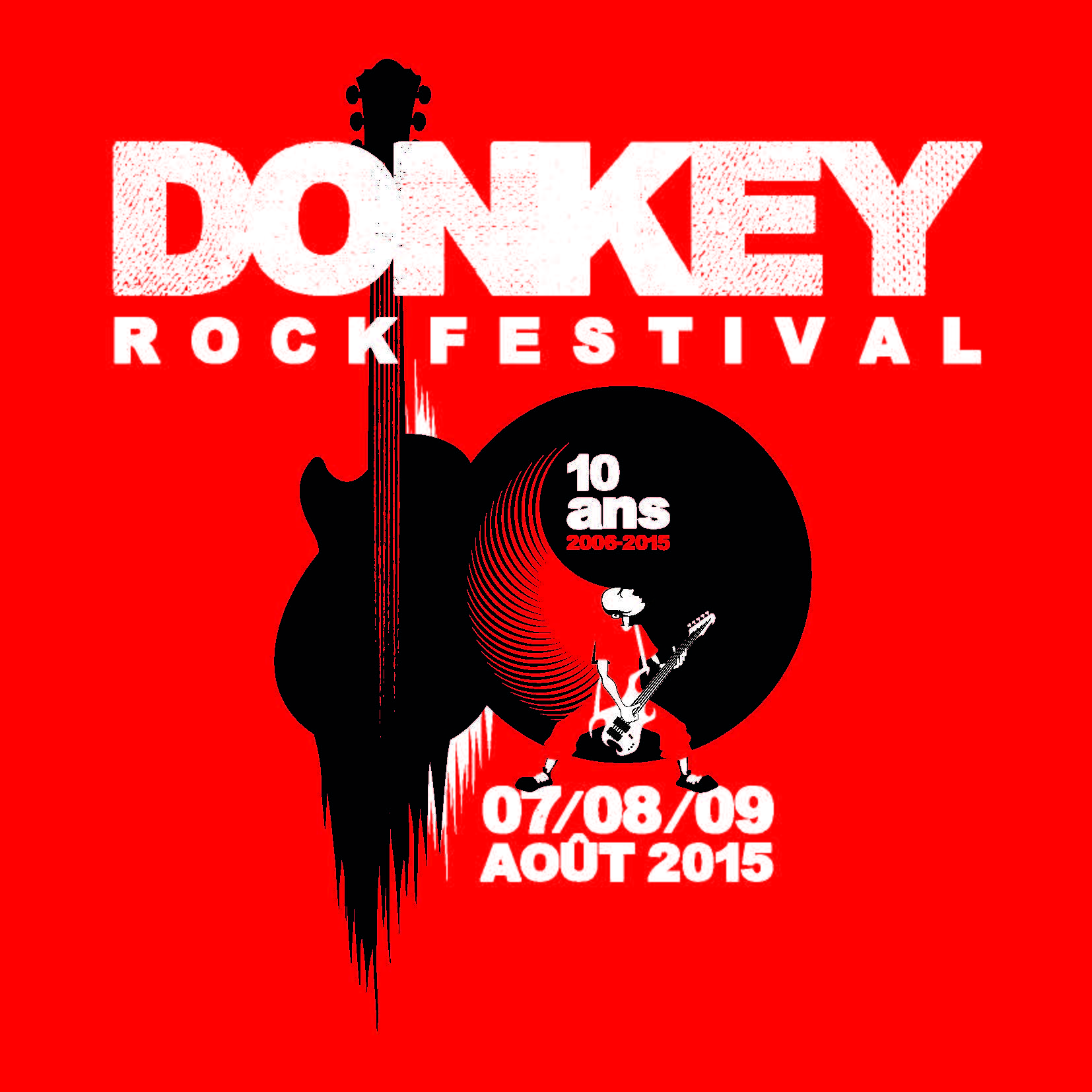 DONKEY ROCK FESTIVAL de Sélange