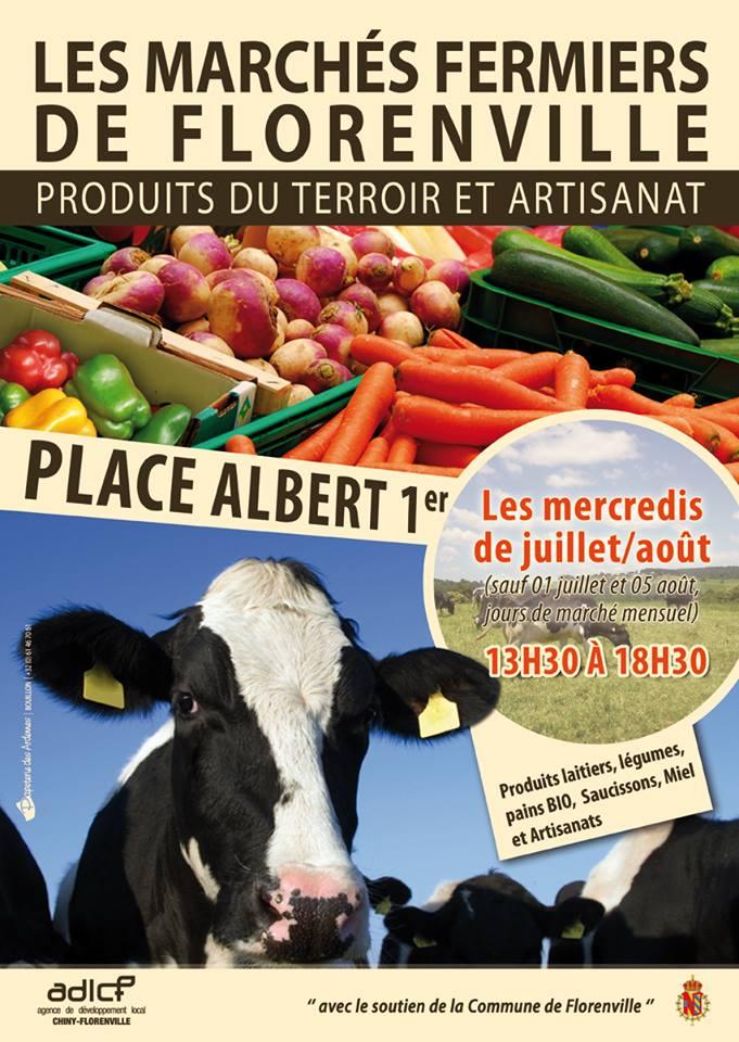 Florenville : marchés fermiers