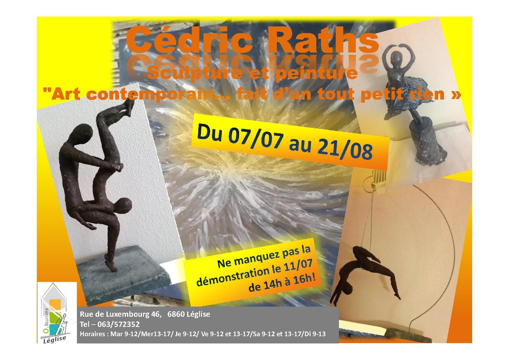 Exposition à Léglise