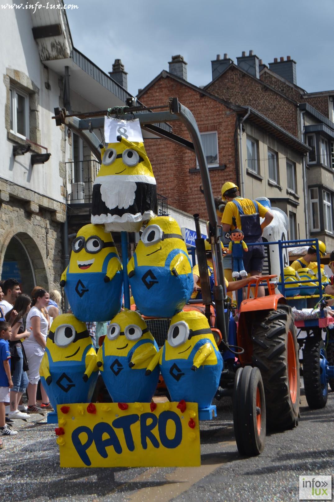 Houffalize : carnaval du soleil 2015