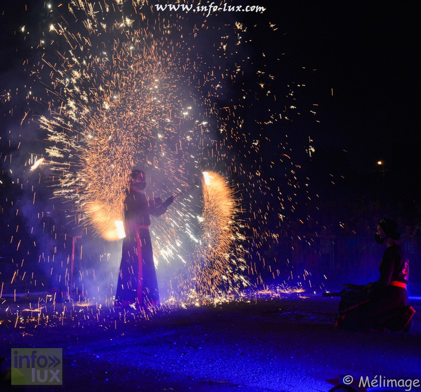 FESTI'FLAMMES à Sterpenich – Photos Reportage