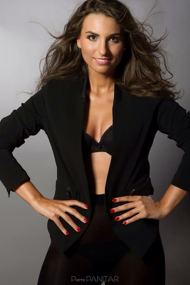 Nathalie Champenois Miss Luxembourg