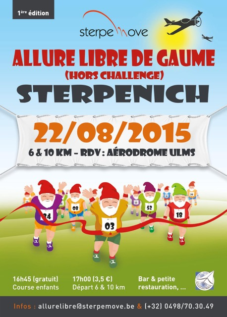 Allure Libre Sterpenich – Luxembourg