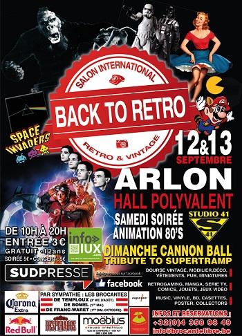 Adrien Joel lance un  nouveau événement à Arlon.