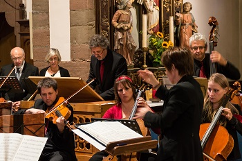 Bettborn : Requiem de Mozart
