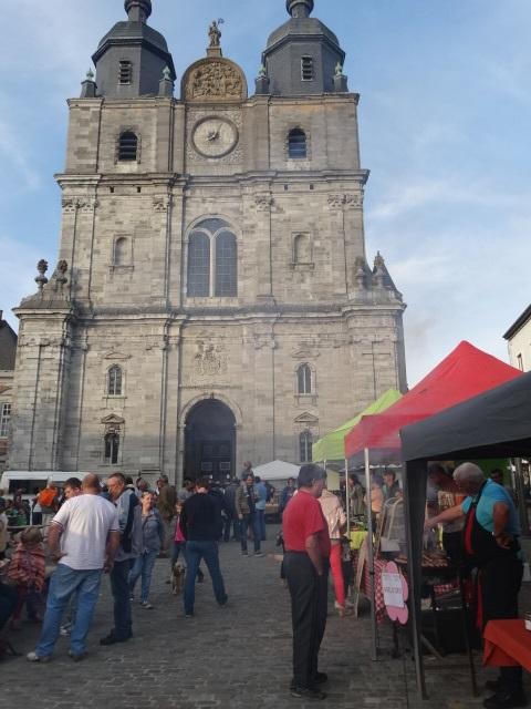 Saint hubert Basilic