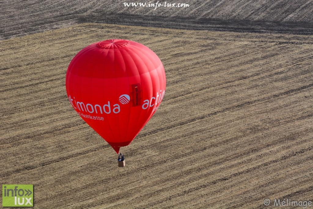 Lorraine Mondial Air Ballon : reportage