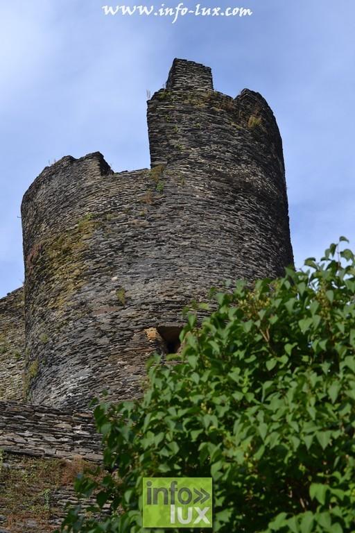 la roche en Ardenne Chateau