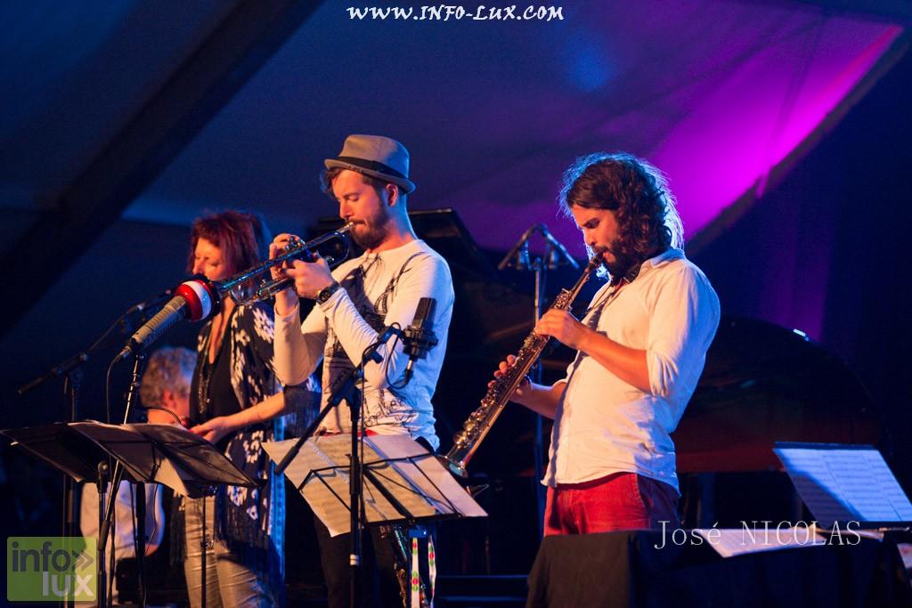 Gaume Jazz Festival août 2015 photos Reportage  2 Samedi