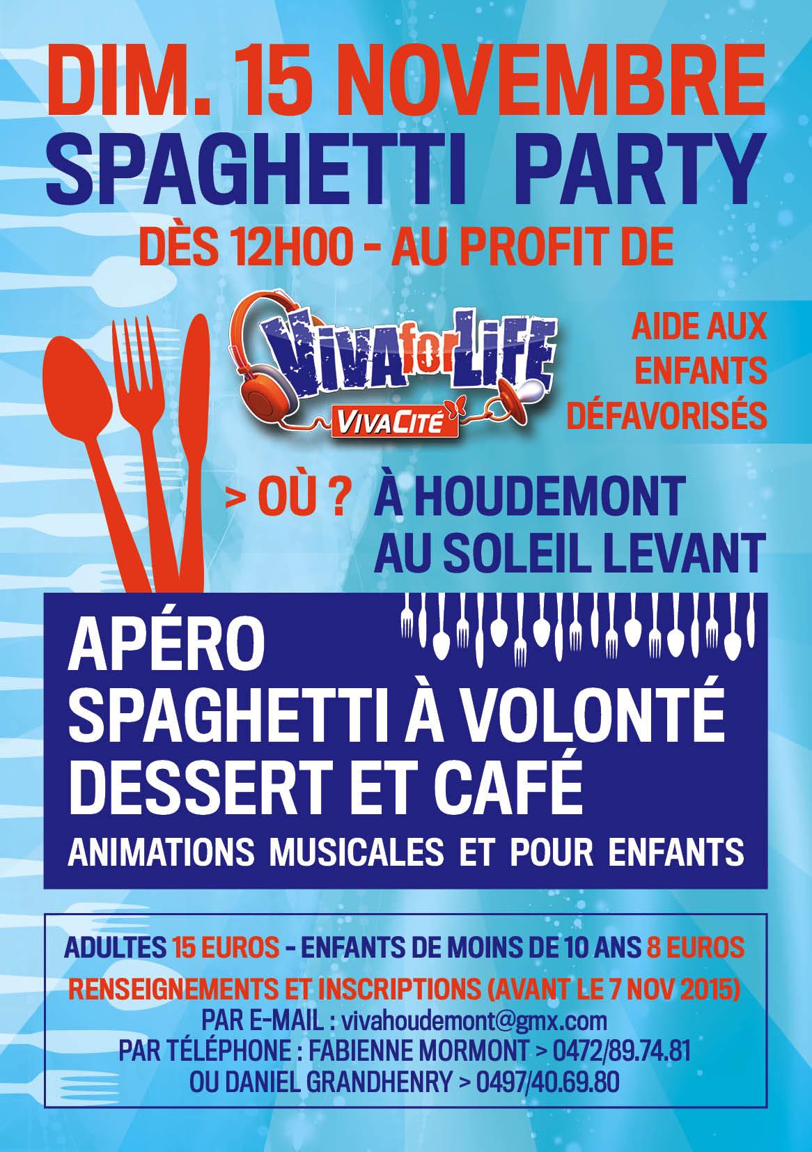 Souper Viva for Life à Houdemont