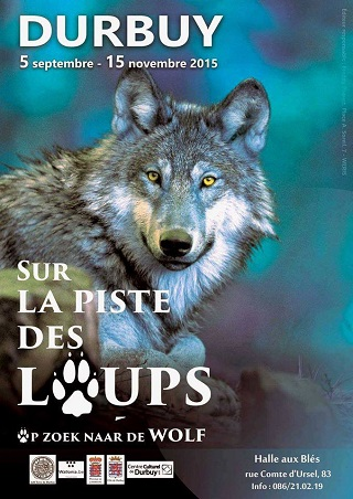 Expo à Durbuy : les loups
