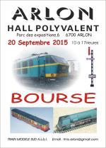 Modélisme ferroviaire à Arlon