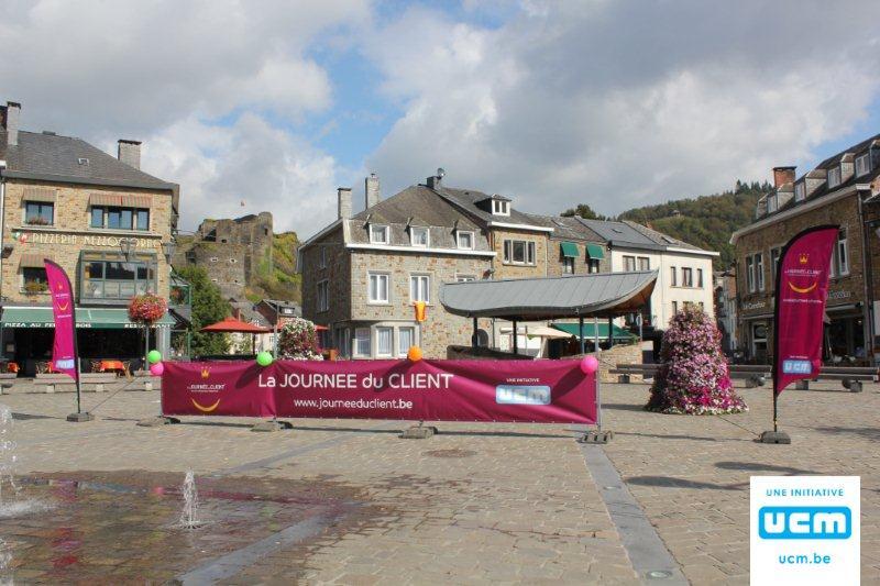 Journée du client à La Roche-en-Ardenne