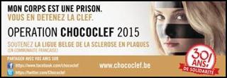 Chococlef : l'opération fête ses 30 ans