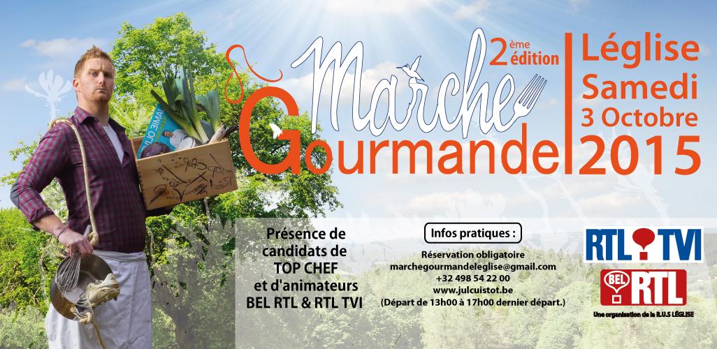 Marche Gourmande à Léglise