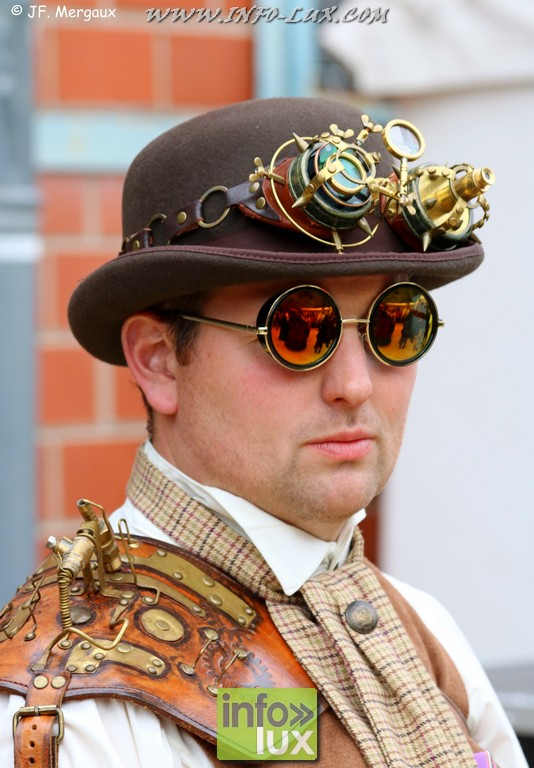 Steampunk Convention Luxembourg 2015 photos Reportage